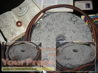 Indiana Jones And The Fate Of Atlantis (video game) replica movie prop