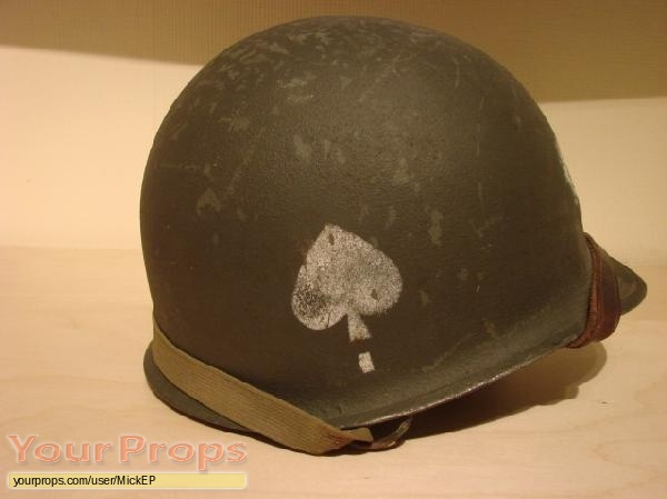 97e386f03ee Band of Brothers SFX Fibreglass U.S. Helmet (View 1) original TV ...