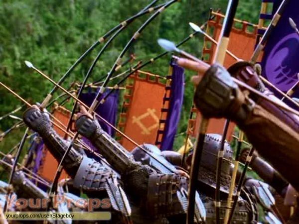 The Last Samurai original movie prop weapon