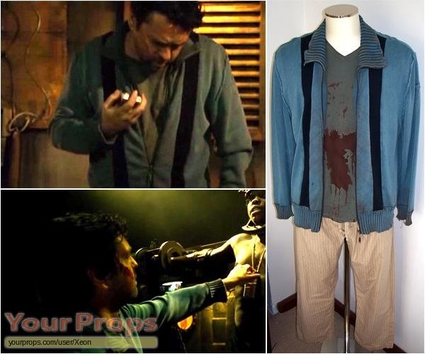 Saw III original movie costume