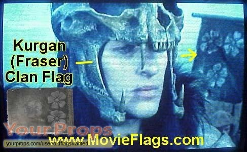 Highlander original movie prop