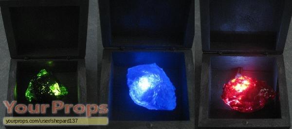 Smallville Light Up Kryptonite Replica Tv Series Prop