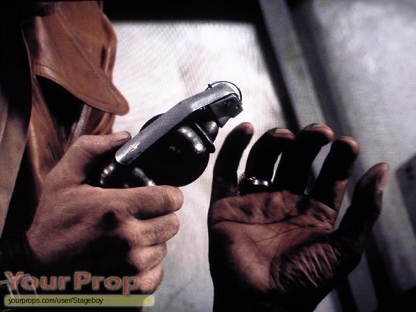 Mutant Chronicles original movie prop weapon
