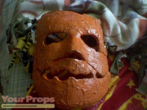 Rob Zombie Halloween Orange Mask Halloween Rob Zombies