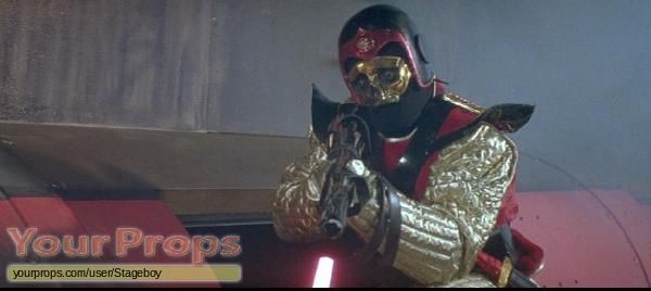 Flash Gordon replica movie prop