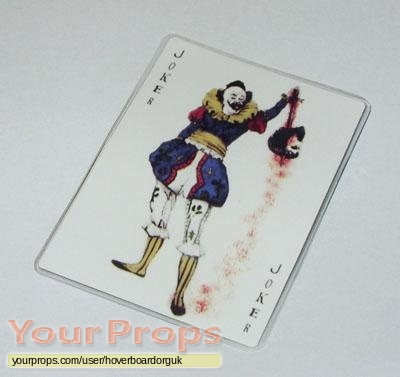 dark knight joker playing cards