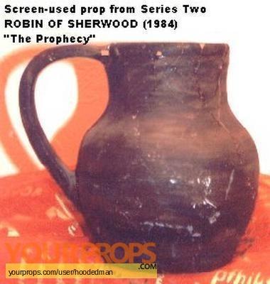 Robin of Sherwood original movie prop