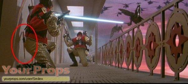 Flash Gordon original movie prop weapon