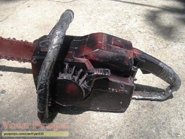 The Texas Chainsaw Massacre replica movie prop