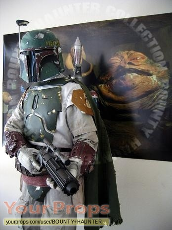 Star Wars: The Empire Strikes Back Lifesize Boba Fett ...