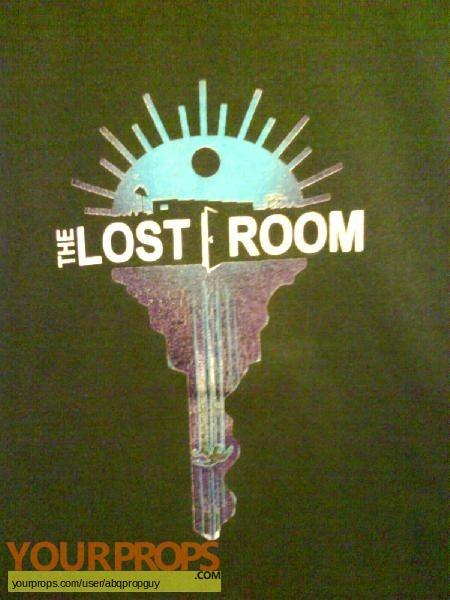 The Lost Room original film-crew items