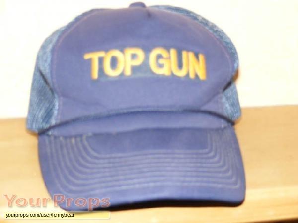 Top Gun original film-crew items
