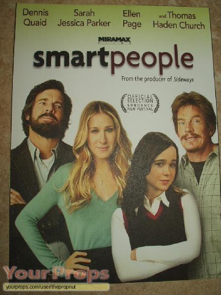 Smart People original movie costume