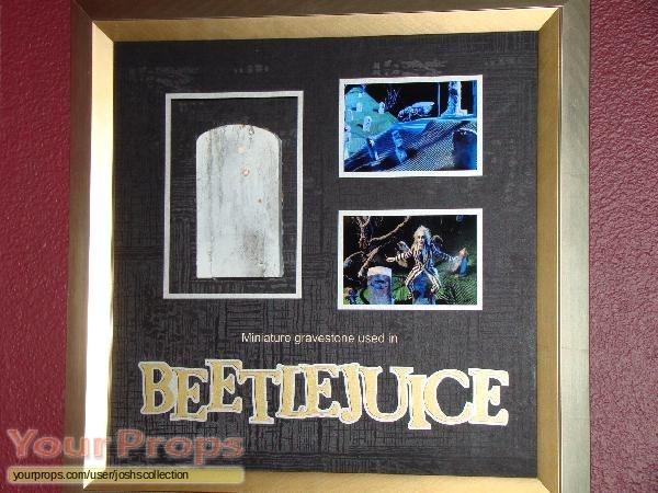 Beetlejuice original model   miniature