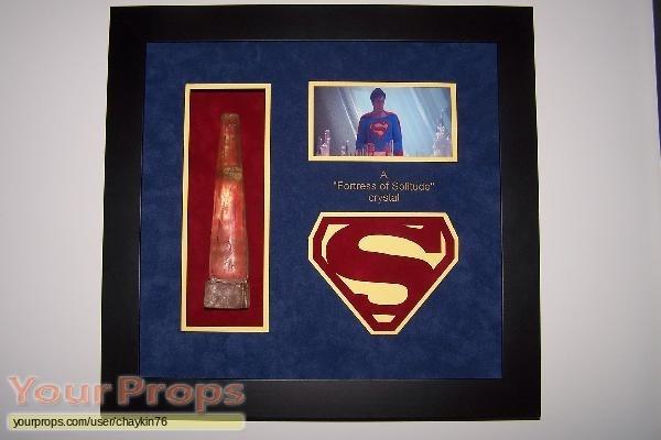 Superman original movie prop