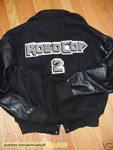 Robocop 2 original movie costume