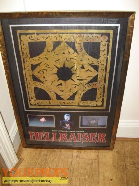 Hellraiser original movie prop