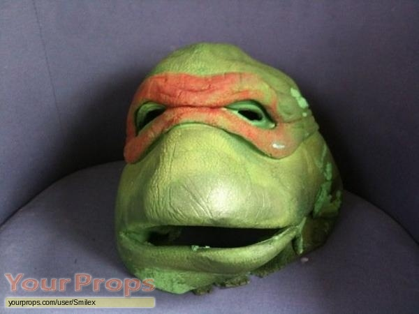 Teenage Mutant Ninja Turtles original movie prop