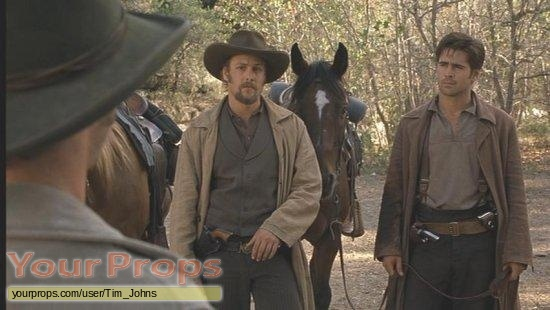 American Outlaws original movie costume