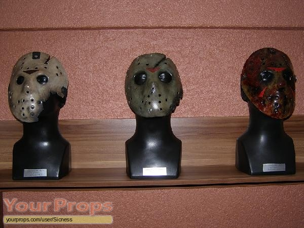 Freddy vs  Jason replica movie costume
