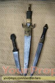Sahara original movie prop weapon