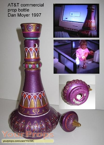 I Dream Of Jeannie original movie prop