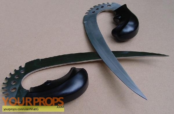 The Chronicles of Riddick replica movie prop