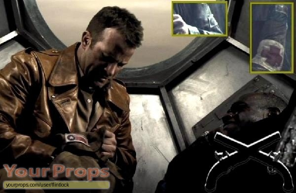 Mutant Chronicles original movie costume