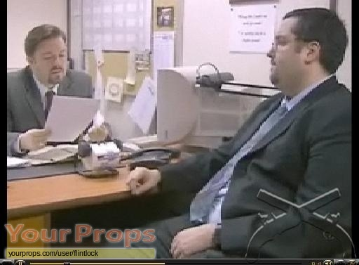 The Office original production material
