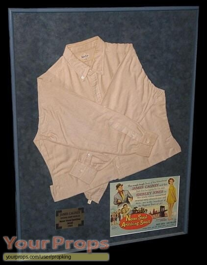 Never Steal Anything Small original movie costume