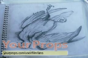 Chocolat original production artwork