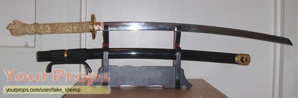 Highlander replica movie prop weapon