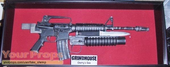 Planet Terror replica movie prop weapon
