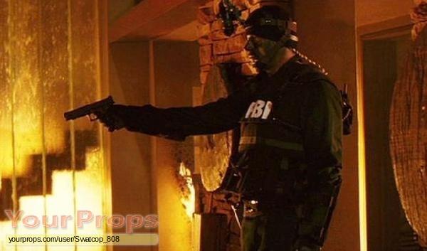 Hostage original movie costume