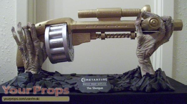 Constantine replica movie prop weapon