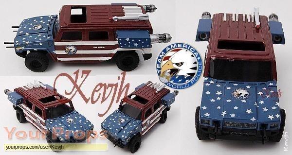 Team America  World Police original model   miniature