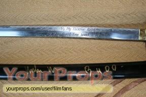 Kill Bill  Vol  1 replica movie prop weapon