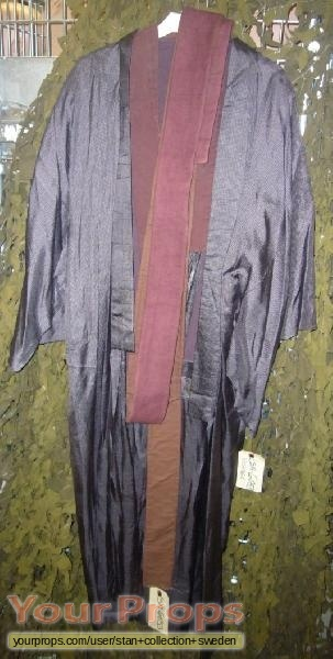 The Last Samurai original movie costume