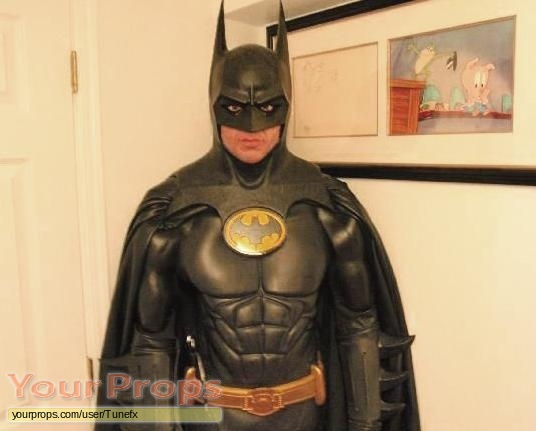 Batman replica movie costume