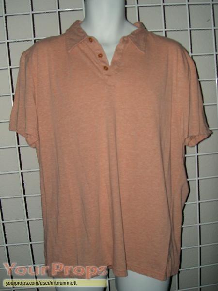 Salmon Colored Polo Shirt