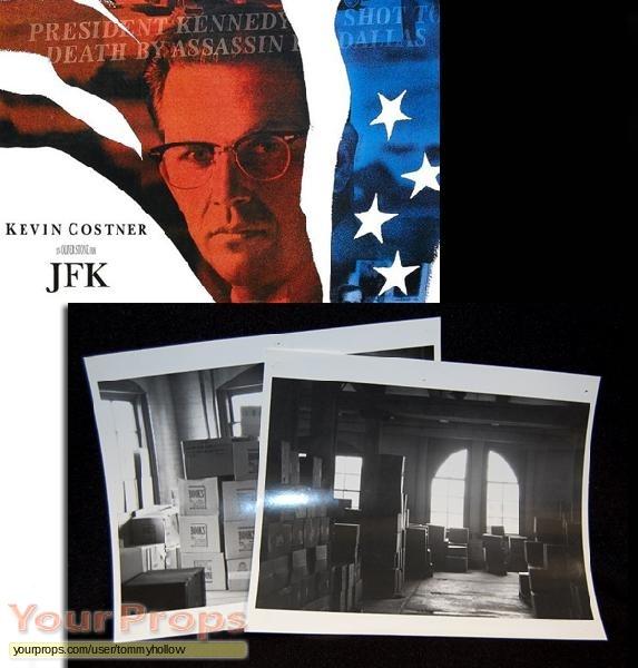 JFK original movie prop