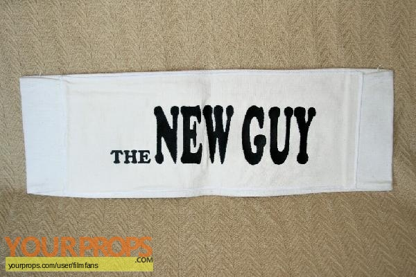 The New Guy original production material
