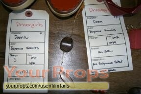 Dreamgirls original movie costume