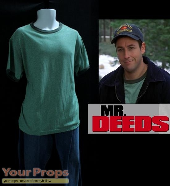 Mr  Deeds original movie costume