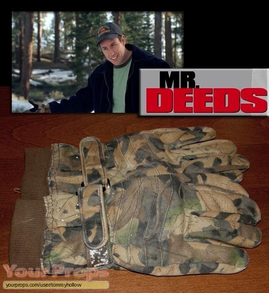 Mr  Deeds original movie costume