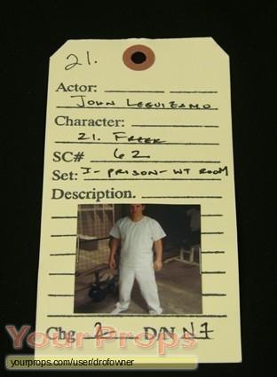 Gamer original movie costume