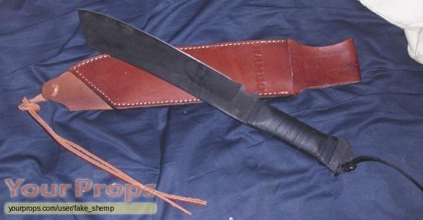 Rambo replica movie prop weapon