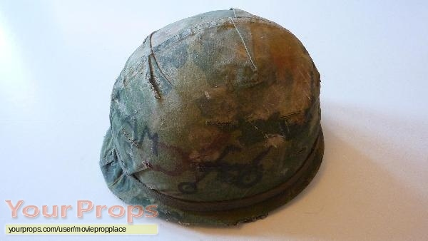 Full Metal Jacket original movie prop