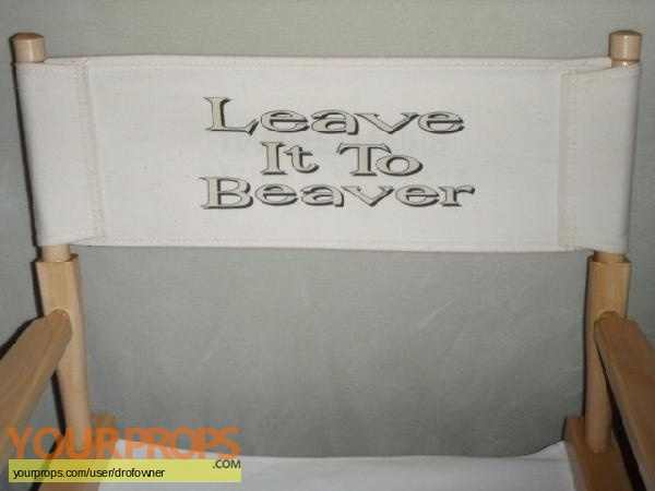Leave it to Beaver original production material