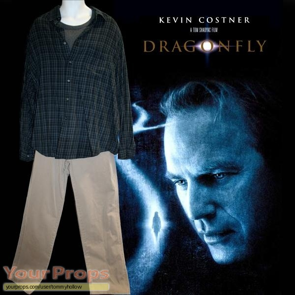 Dragonfly original movie costume